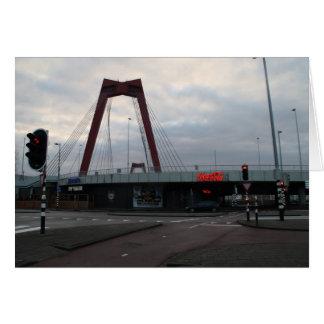 Willemsbrug、ロッテルダム カード