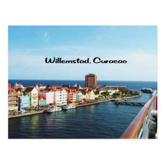 Willemstadクラサオ島 ポストカード