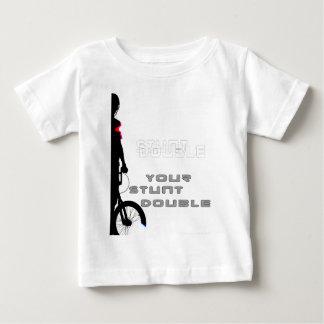 WillieBMXあなたの発育阻害の倍 ベビーTシャツ