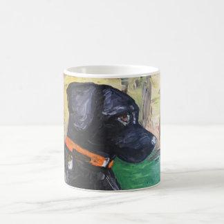 Willowcatdesigns著甘く黒い実験室のコーヒー・マグ コーヒーマグカップ