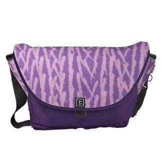 Willowlyの紫色 メッセンジャーバッグ