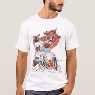 Willysの狼人間 Tシャツ
