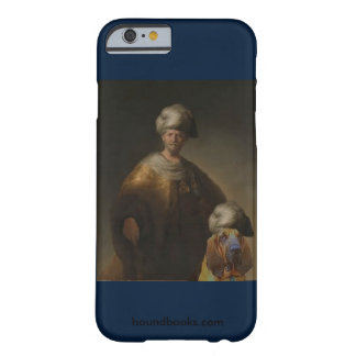 Wimseyの東洋の衣裳の人ブラッドハウンド Barely There iPhone 6 ケース