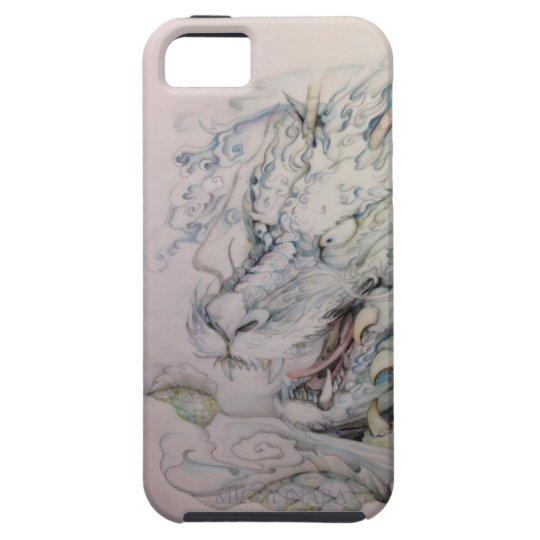 Wind Dragon 風龍Fuuryuu iPhone 5 タフケース