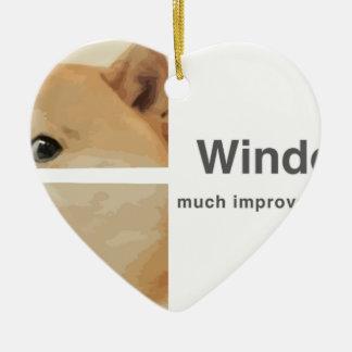 Windoge 8 セラミックオーナメント