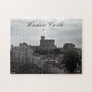 Windosrの城、イギリス ジグソーパズル