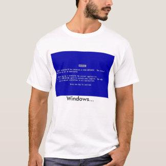 Windows… Tシャツ