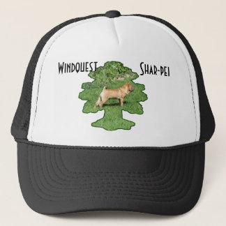 Windquest Shar-peiの帽子 キャップ