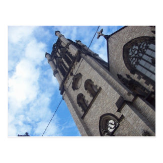 Windsorのオンタリオ教会 ポストカード