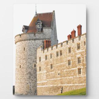 Windsorの城 フォトプラーク