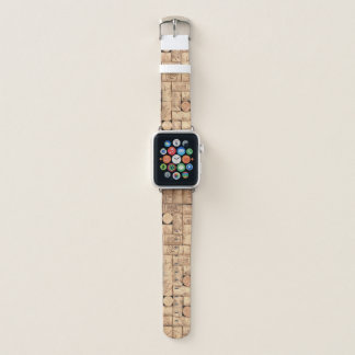 Wine Corks Apple Watchバンド