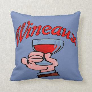 WINEAUXのワイングラス クッション