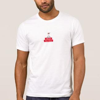 WineloversのTシャツ2のためのヨガ Tシャツ
