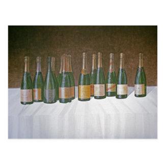 Winescapeシャンペン2003 2 ポストカード