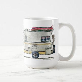 WinnebagoのキャンピングカーRVの服装 コーヒーマグカップ