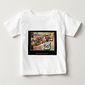 winslowアリゾナ ベビーTシャツ