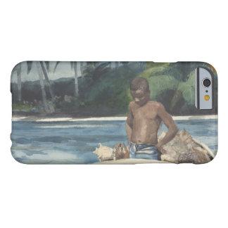 Winslowホーマー-インドの西のダイバー Barely There iPhone 6 ケース