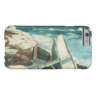 Winslowホーマー-ハリケーン、バハマの後の… Barely There iPhone 6 ケース