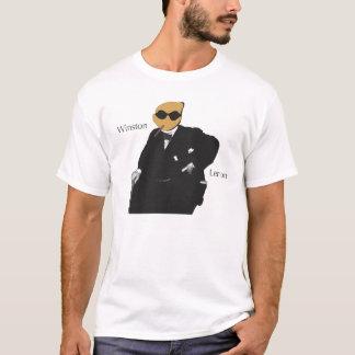 Winstonレモンワイシャツ Tシャツ