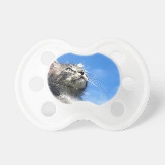 Winston虎猫の飛行士猫 おしゃぶり