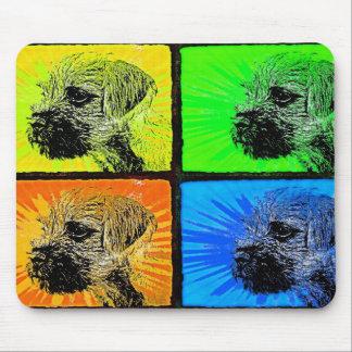 Winston Sezのポップアートのマウスパッド マウスパッド