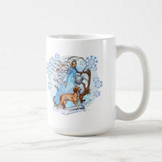 Winter Walk コーヒーマグカップ