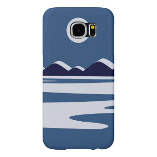 Winterland Iphoneの場合 Samsung Galaxy S6 ケース