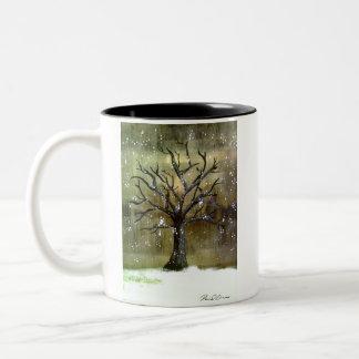 Wintertree|コーヒー|マグ ツートーンマグカップ
