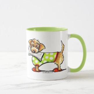 WirehairedダックスフントApple マグカップ
