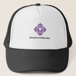 WisdomInWanderのトラック運転手 キャップ