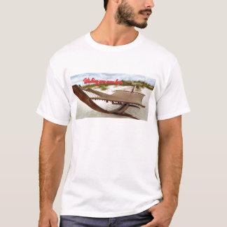 wishyouwerehere tシャツ