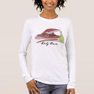 Witchyの女性 長袖Tシャツ