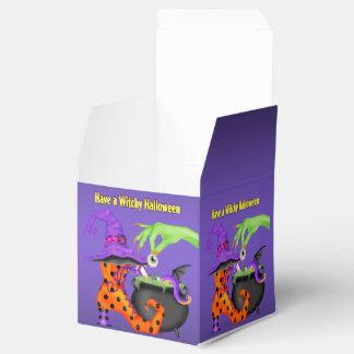 Witchyハロウィンの好意箱 フェイバーボックス