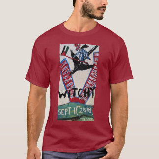 WITCHY 9月11日 Tシャツ