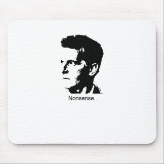 Wittgensteinのチャーム マウスパッド