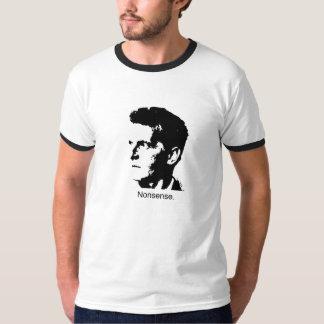 Wittgensteinのチャーム! Tシャツ