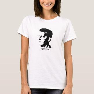 Wittgensteinのチャーム Tシャツ