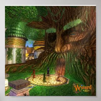 Wizard101 Bartlebyポスター ポスター