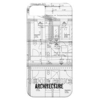 WJのiphone 5のHülleの建築2 iPhone SE/5/5s ケース