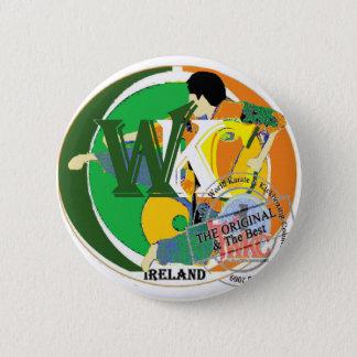 WKCアイルランドのバッジ 缶バッジ