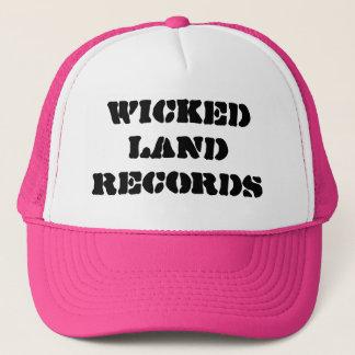 WLRのトラック運転手の帽子(ピンク) キャップ