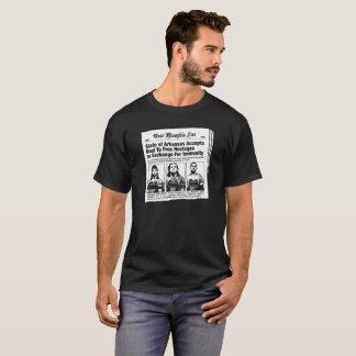 WM3人質新聞 Tシャツ