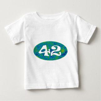 wmap 42 ベビーTシャツ