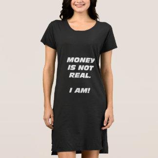 Wmnsのお金は実質のTシャツの服ではないです ドレス