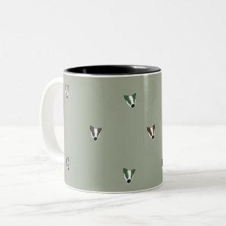Wo ツートーンマグカップ