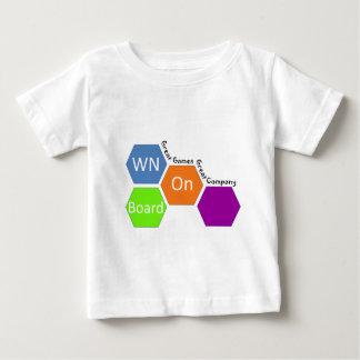 WOBのベビーT- ベビーTシャツ