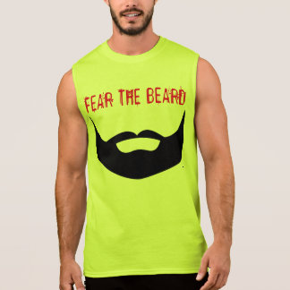 """WODANIMAL """"恐れひげ""""の袖なしのワイシャツ 袖なしシャツ"""