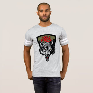 wolf pack tシャツ