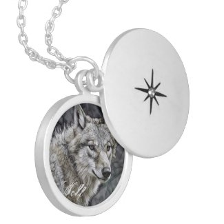 WOLF [Sterling Silver Rocket Necklace] シルバープレートネックレス