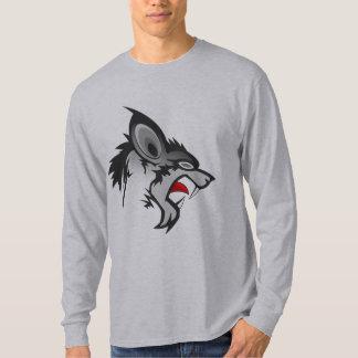 Wolfbatの風カバー Tシャツ